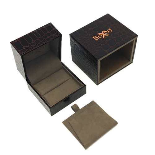 5003 Series High Quality Charisma & Pellaq Ring and Earring Pendant Box