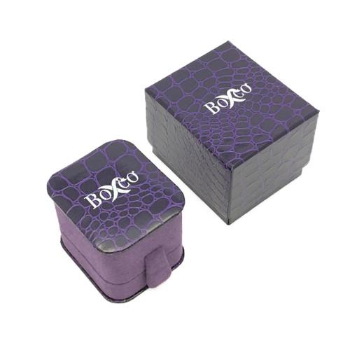 4100 Series High Quality Charisma & Pellaq Ring Box