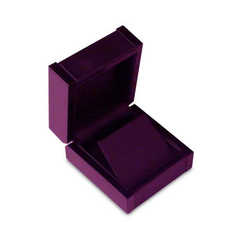 4804 Series High Quality Lacquered Wood & Integrity Small Earring Box