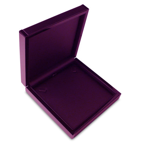 4820 Series High Quality Lacquered Wood & Integrity Necklace Box