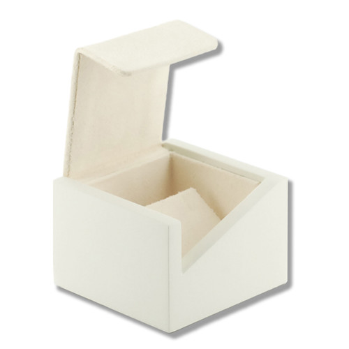 3202 Series High Quality Matte Wood & Chamel Small Earring Box
