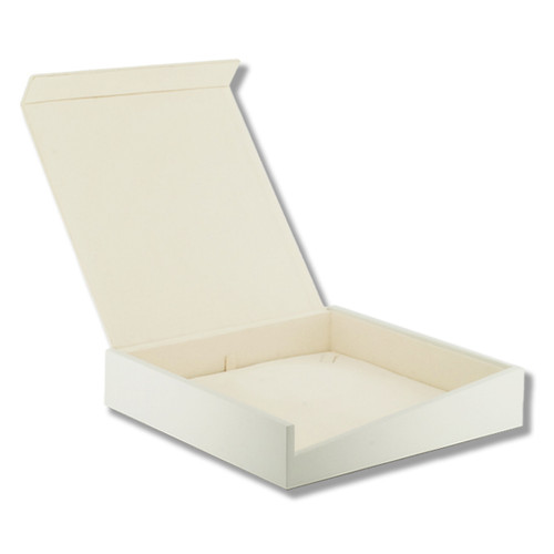 3220 Series High Quality Matte Wood & Chamel Necklace Box