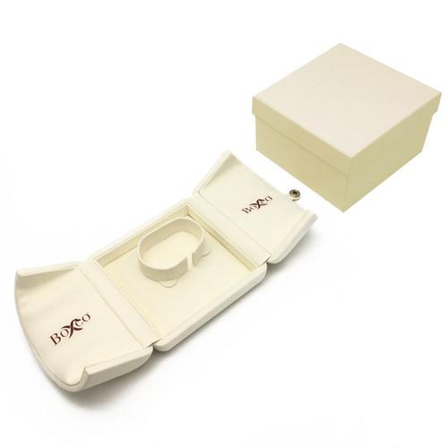 8206 Series Custom High Quality Nabuka Bangle Box