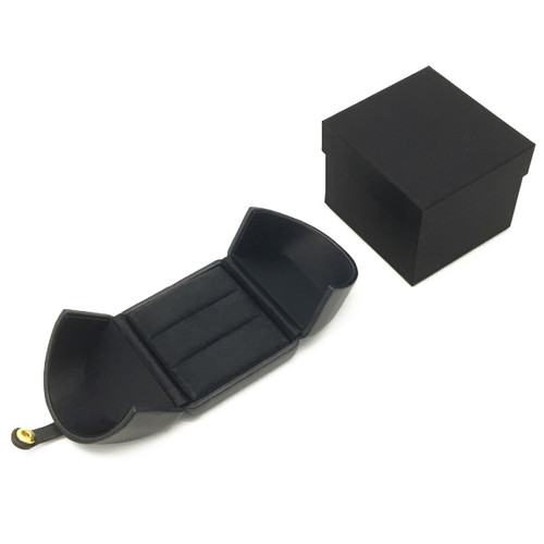 8305 Series Custom High Quality Novalite Large Double Ring Box