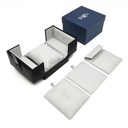 3708 Custom High Quality Leather & Charisma Multi Purpose Box