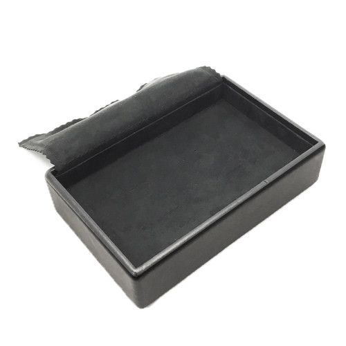 LSTRY Custom High Quality Leather & Charisma Suede Multi Ring Tray