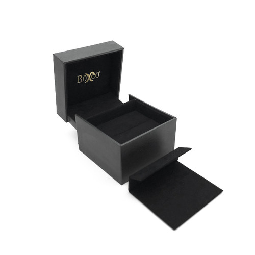 8500 High Quality China Suede and Leatherette Ring and Earring Box