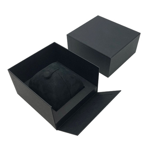 8003 High Quality Prestige Suede Ring Box
