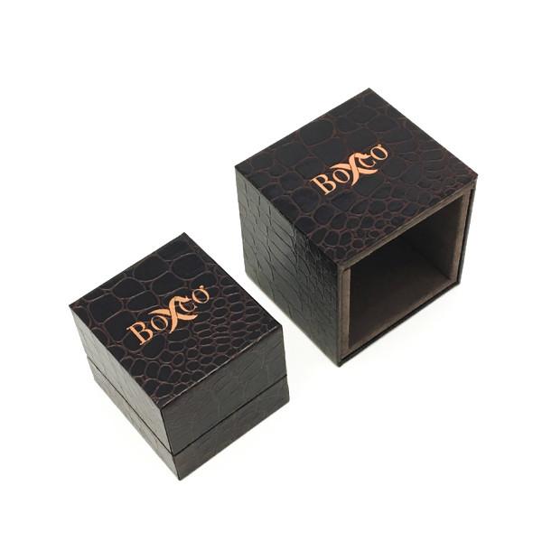 5000 Series High Quality Charisma & Pellaq Ring Box