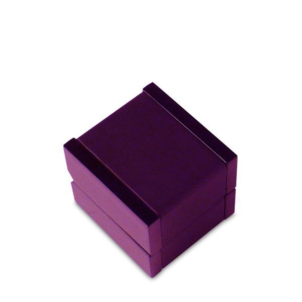 4800 Series High Quality Lacquered Wood & Integrity Ring Box