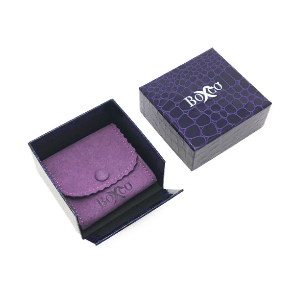 LSQP1 High Quality Charisma Button Pouches with Outer Box