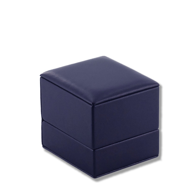 6300 Series Leather Ring Box