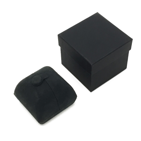 8003 Series Custom High Quality Charisma Suede Large Ring Box
