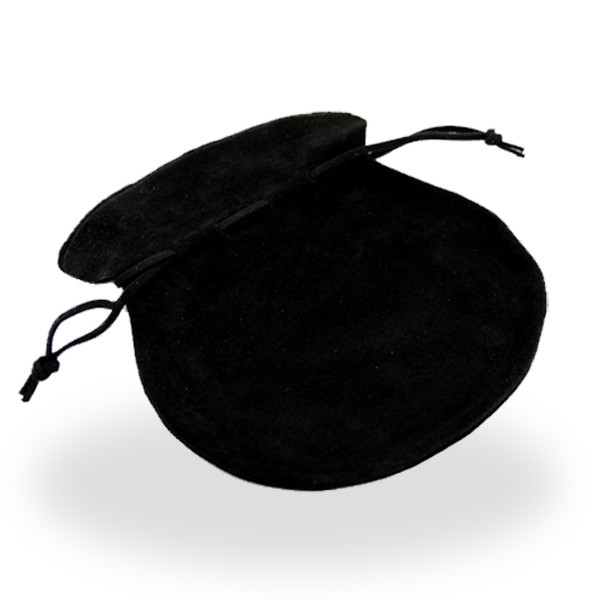 LSP10 High Quality Genuine Suede Extra Large Pouch