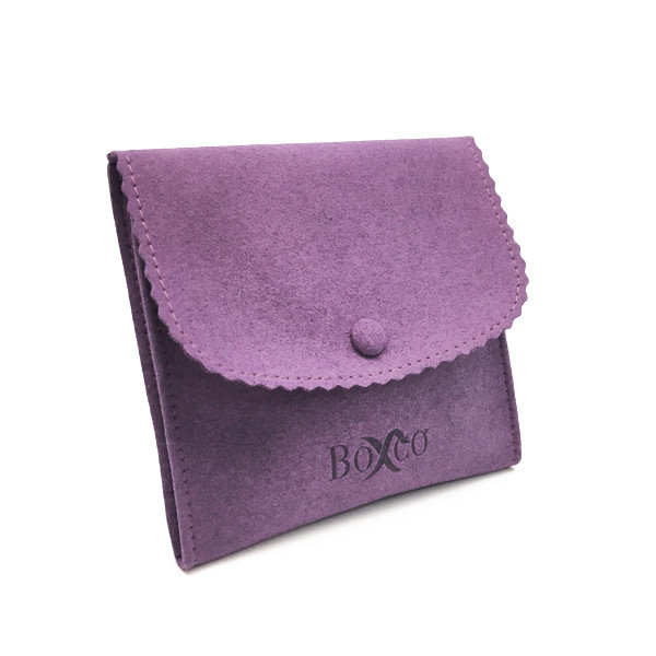 LSQP4 High Quality Charisma Button Pouches without Outer Box
