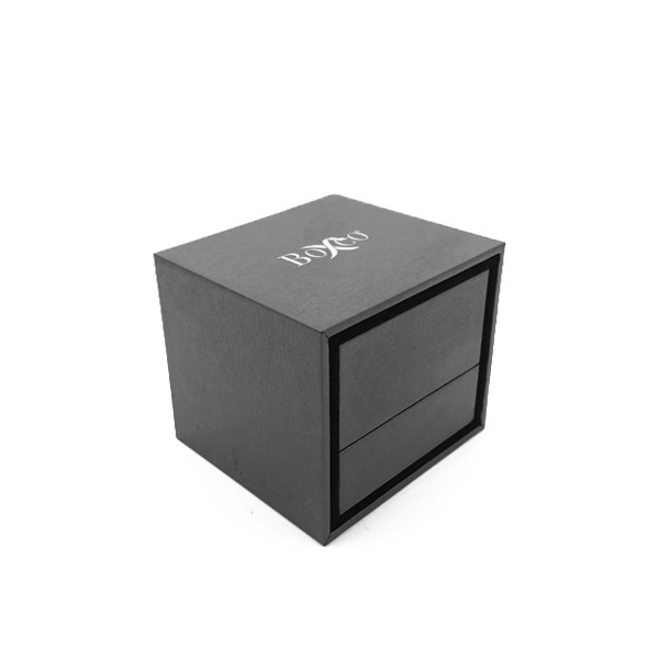 5300 High Quality China Suede and Leatherette Ring Box