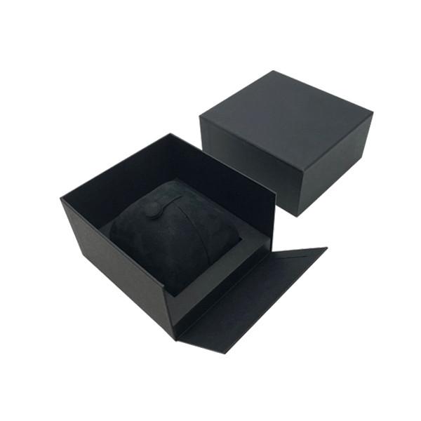 8000 High Quality Prestige Suede Ring Box