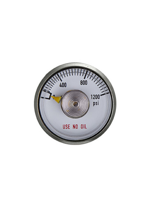CGA600 Gauge for Demand Flow