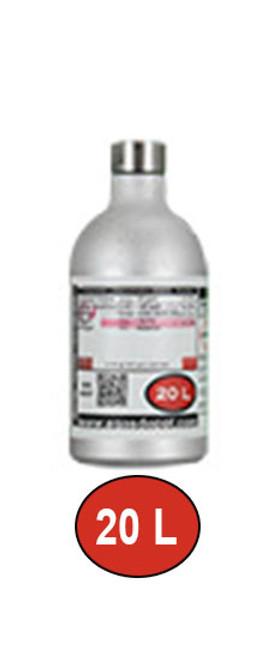 20 Liter-Hydrogen Sulfide 25 ppm/ Carbon Monoxide 50 ppm/ Methane 2.5% (50% LEL)/ Oxygen 20.9%/ Nitrogen