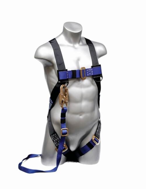 CP+ Harness Mating Buckle 1D 6' Adj Zorber®S-XL