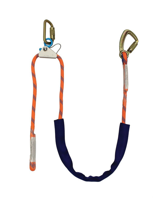 "Adjustable Lanyard 1/2""x8'"