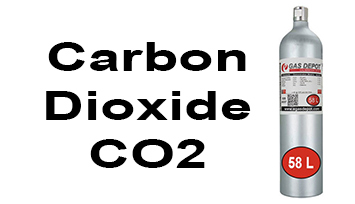 Carbon Dioxide Calibration Gas