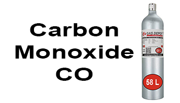 Carbon Monoxide Calibration Gas