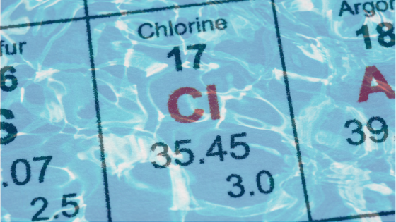 Chlorine at Treatment Plants