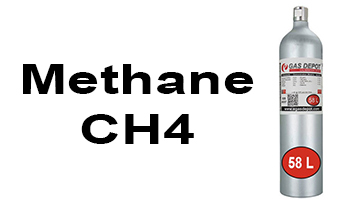 Methane Calibration Gas