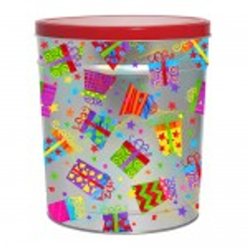 Gifts Galore Tin - 3.5 Gallon