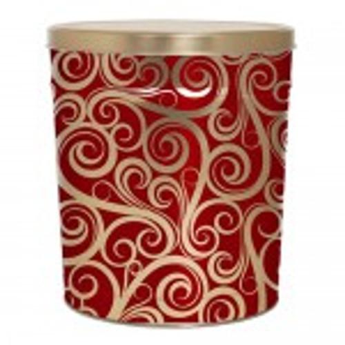 Golden Swirl Tin - 3.5 Gallon