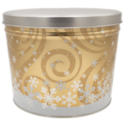Swirling Snow Gold - 2 Gallon