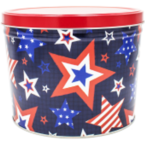 Americana Tin - 2 Gallon