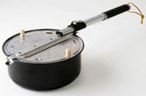 Whirley Pop Open Fire Popper