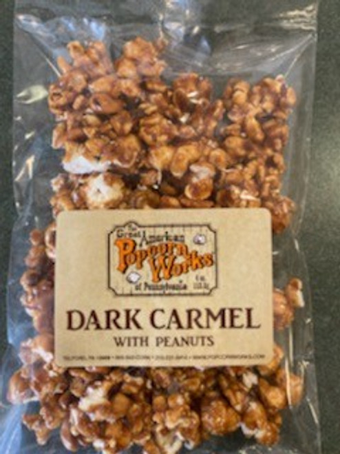 Dark Caramel - Carefully hand mixed in copper kettles to the ultimate level of caramelization.  Like you've never had before.