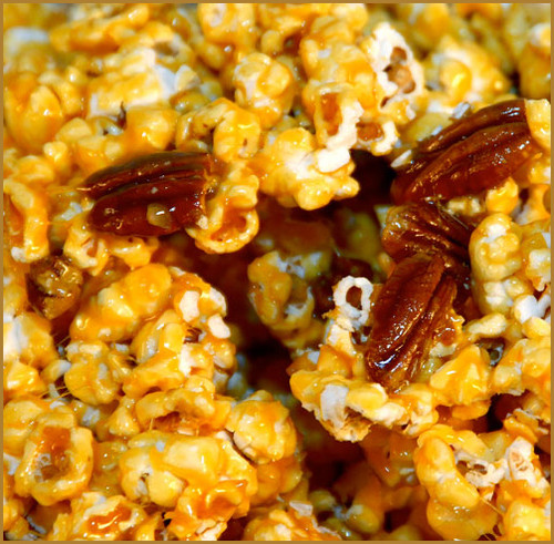 Butterscotch Nut - A genuine Butterscotch Caramel loaded with fresh pecans. Delicious