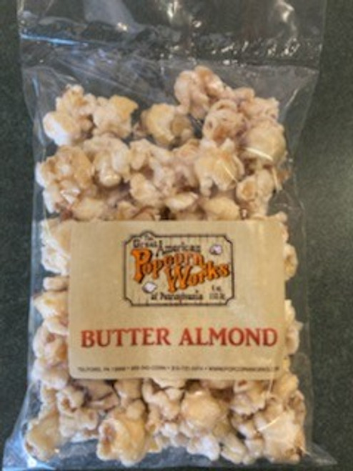 Butter Almond - Another classic flavor that has stood the test of time. A very satisfying treat.