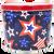 Americana Tin - 2 Gallon