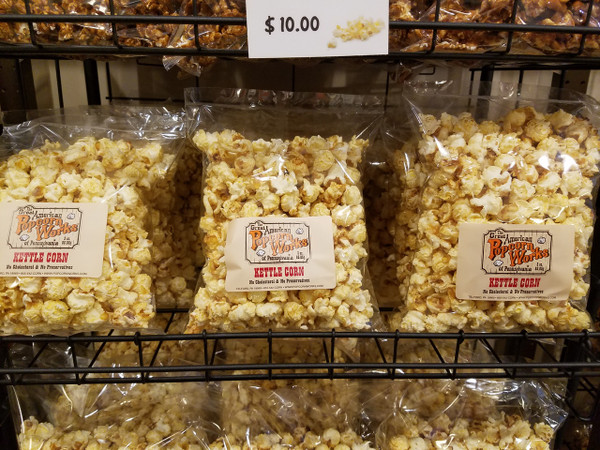 Kettle Corn - 3oz bag