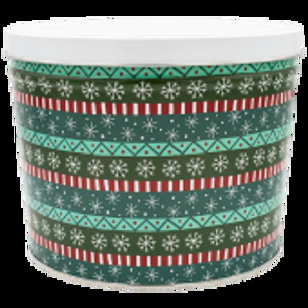 Gift Wrap Tin - 2 Gallon