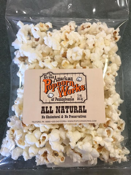 Case of 24 1oz Snack Size Bags of Popcorn - FREE SHIPPING