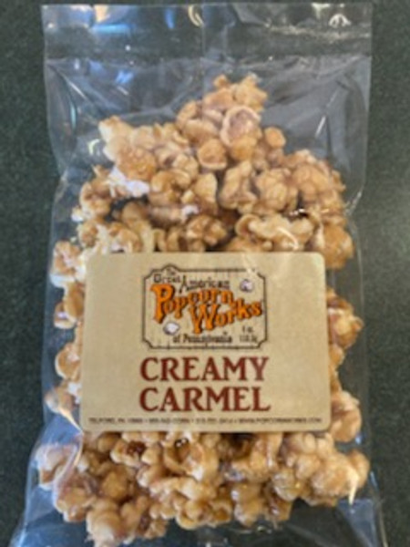 Creamy Caramel  - Our Famous Caramel complemented with a creamery fresh butter. A real taste treat.