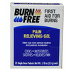 Burnfree Unit Dose Packets 25/box