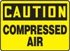 Caution - Compressed Air