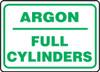 Argon Full Cylinders - Aluma-Lite - 10'' X 14''