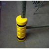 "Pallet Rack Protector 3"" for End of Rack"