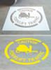 Arrows Pictorial- Floor Marking Stencils