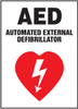 Aed Automated External Defibrilator