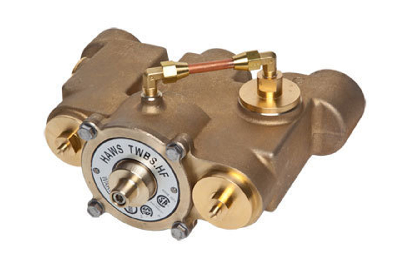 Thermostatic Mixing Valves