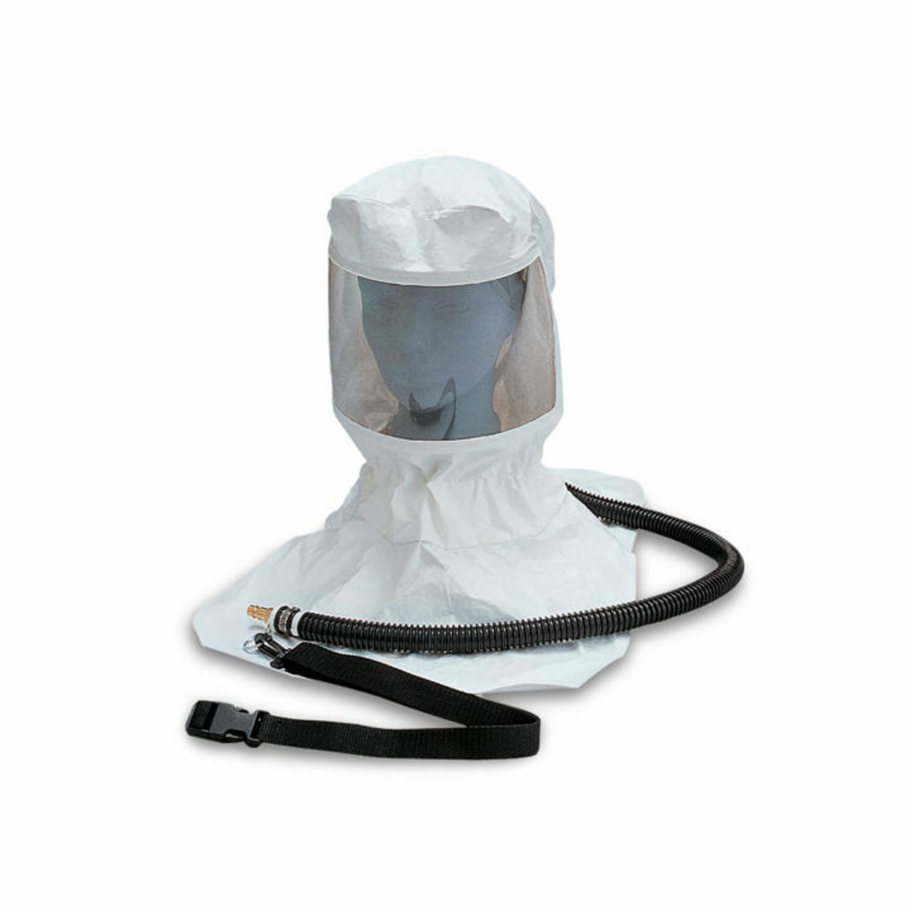 Supplied Air Respirator Hoods